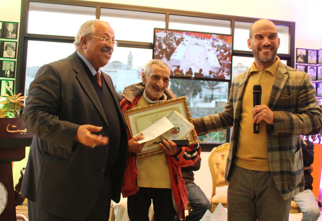 Photo of بيت الصحافة يحتفل باليوم الوطني للإعلام