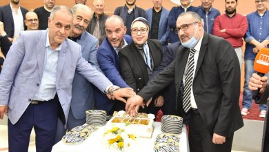 Photo of احتفالية الذكرى السابعة لافتتاح بيت الصحافة من طرف صاحب الجلالة الملك محمد السادس نصره الله