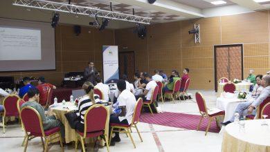 "Photo of بيت الصحافة يحتضن دورة تكوينية حول كيفية ""تصميم وإنتاج المحتوى الرقمي"""